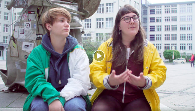 Klimaratschlag der Students for Future AG von Fridays for Future