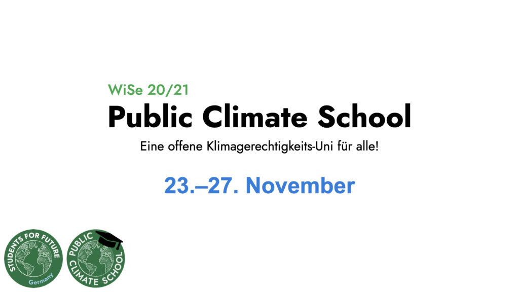 Public Climate School Slides