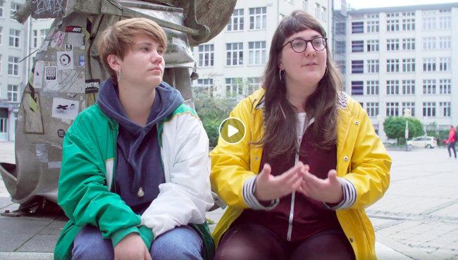 Klimaratschlag der Students for Future AG von Fridays for Future